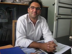 L'assessore  Francesco Peroni