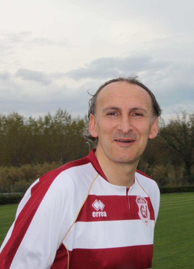 Pieralvise Ruani allenatore del Casette Verdini