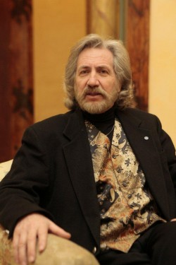 Il presidente della Socetà Filarmonic, Alfonso Cacchierelli