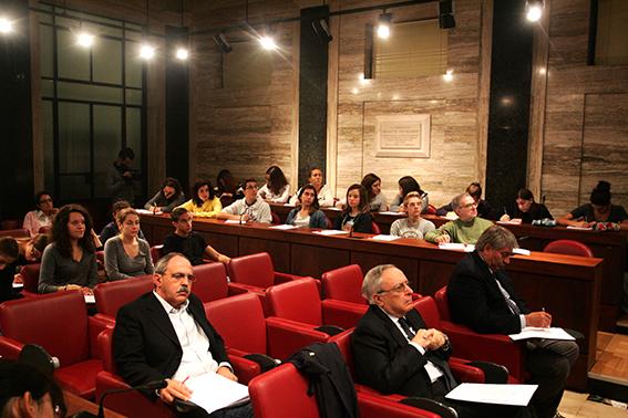 Camera di Commercio di Macerata, la presentazione della giornata dell'economia