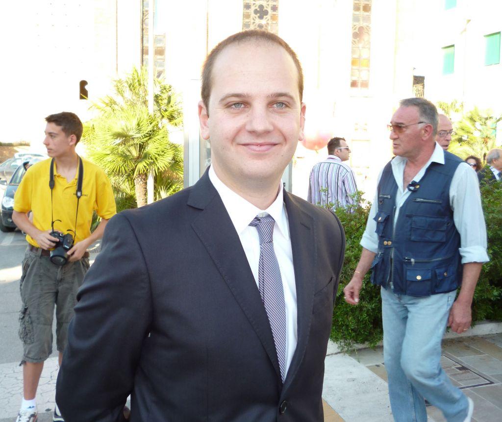 Enrico Garofolo, coordinatore Pd di Potenza Picena