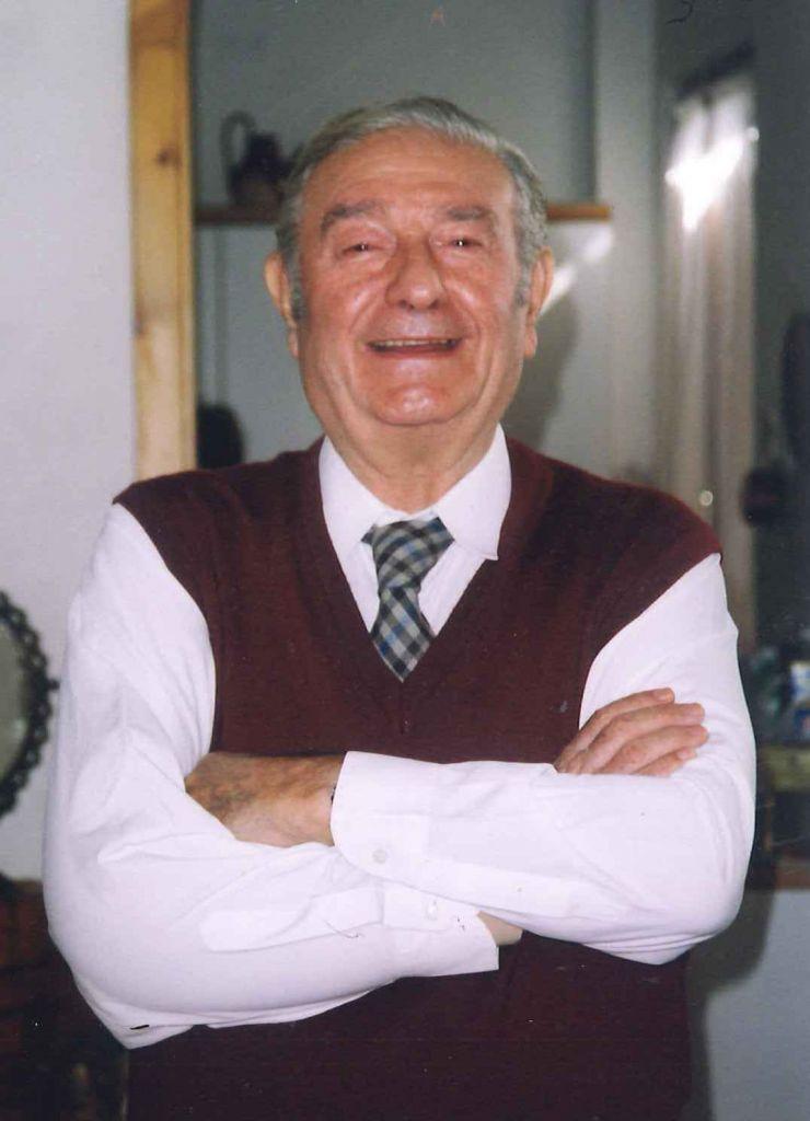 Il dottor Carlo Alberto Nittoli