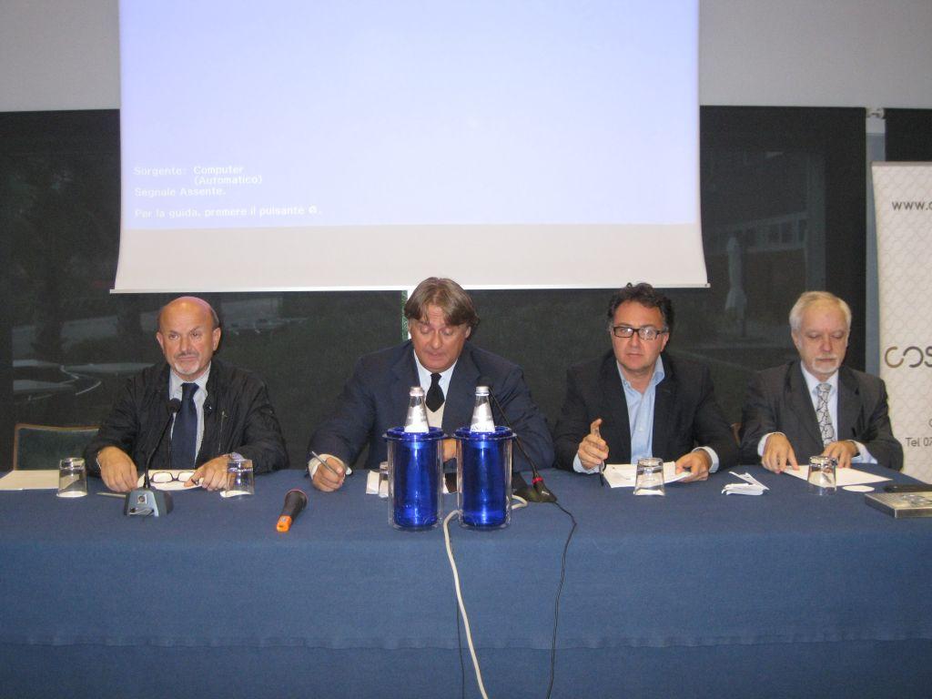 Nei giorni scorsi a Civitanova la presentazione di Partito Civico