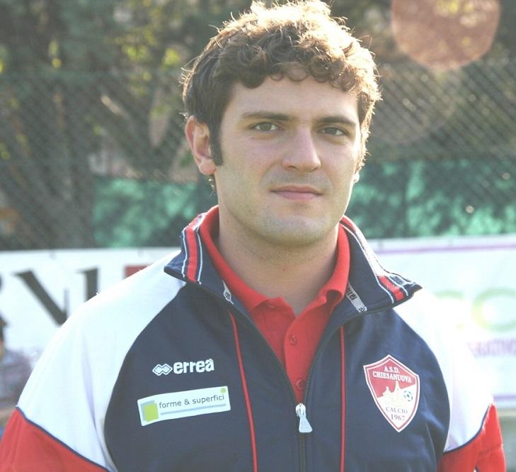 Luca Sacchi, punta di  diamante dell'Appignanese