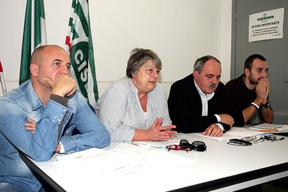 Andrea Luzi, Lidia Fabbri, Aldo Benfatto, Daniele Principi