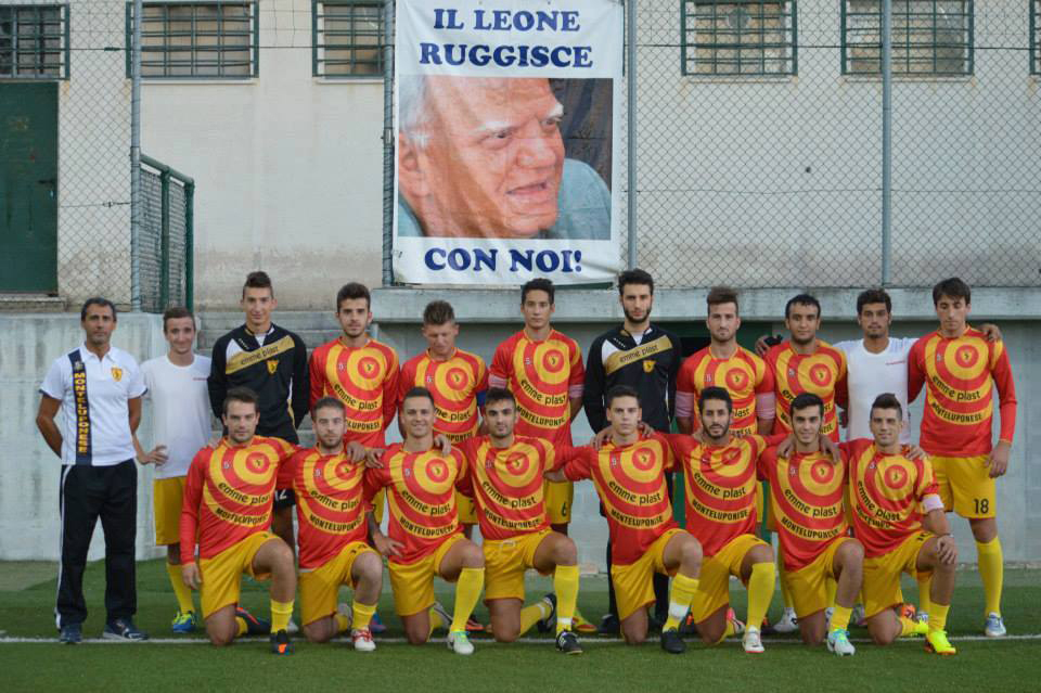 La squadra del Montelupone