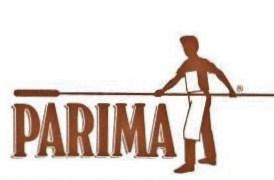 Il vecchio logo della Parima