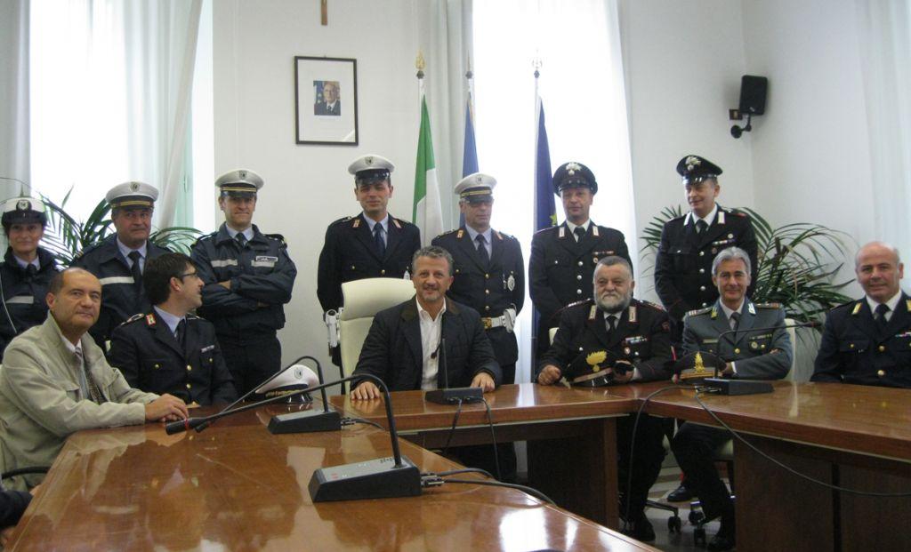 armamento polizia municipale Porto Recanati (4)