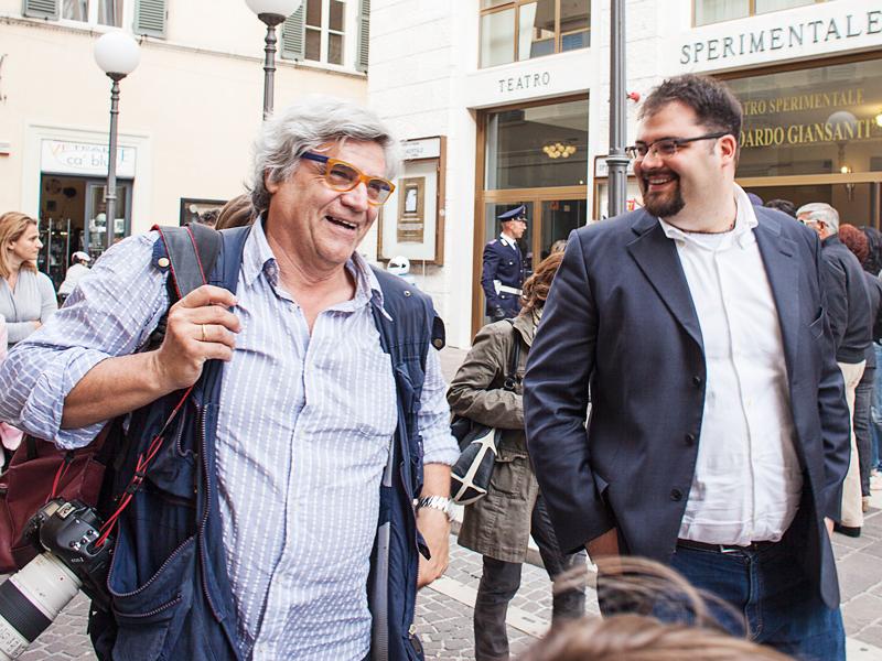 Andrea Barchiesi e Giovanni Lovati