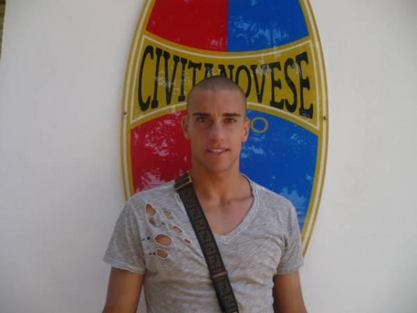 L'attaccante della Civitanovese D'Ancona