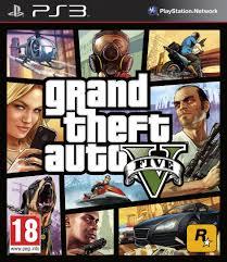 La copertina di Gta V