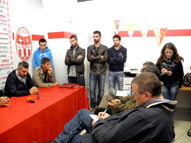 maceratese conferenza stampa 4