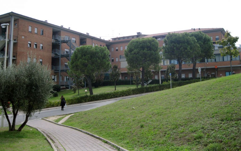 L'ospedale di Civitanova