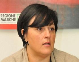 Sara Giannini, assessore regionale