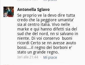 Il testo pubblicato su Facebook che ha portato alle dimissioni dell'assessore Sglavo