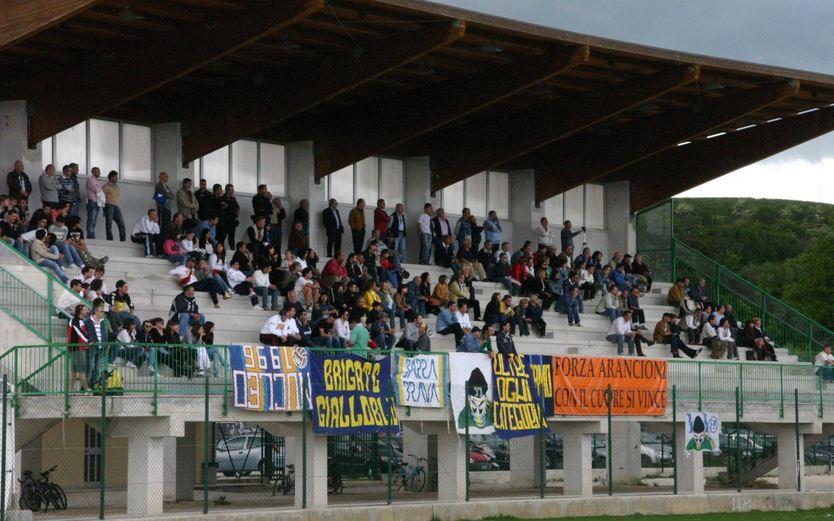 Lo stadio di Porto Recanati