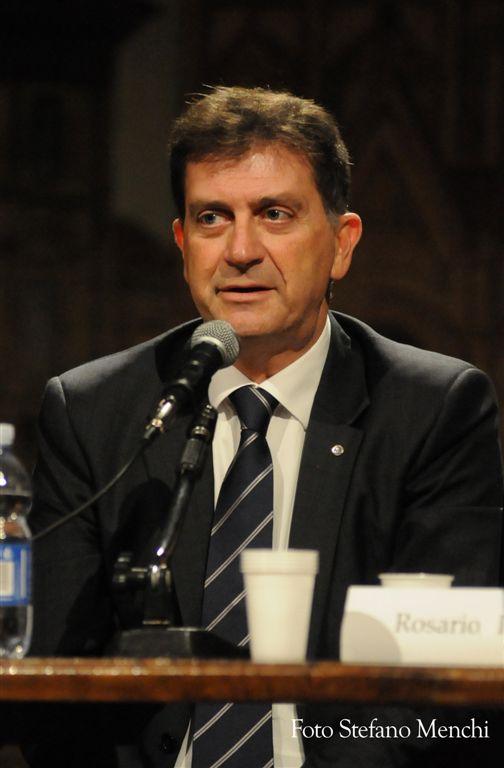 Giancarlo Nutarelli. Il fratello Ivo lanciò tre volte il segnale di difesa aerea.