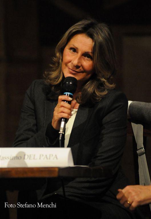 Elisabetta Rachini, perse entrambi i genitori scomparsi ad Ustica.