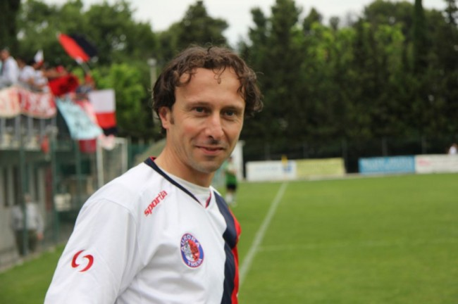 Giuliano Fondati allenatore dell'Aurora Treia