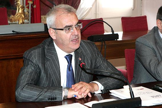 Il sindaco di Macerata, Romano Carancini