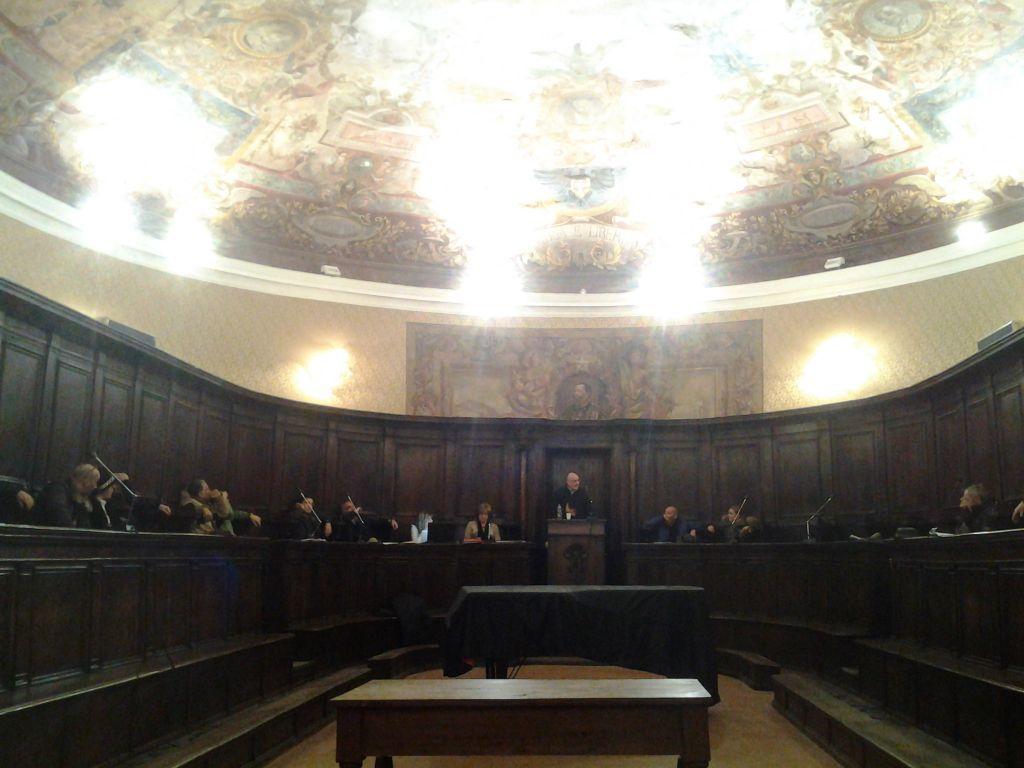 Consiglio comunale Camerino