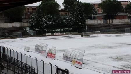 Foto stadio neve 1