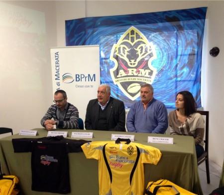 Inaugurazione nuova sede Macerata rugby
