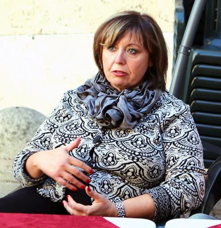 Teresa Lambertucci, segretario provinciale del Pd