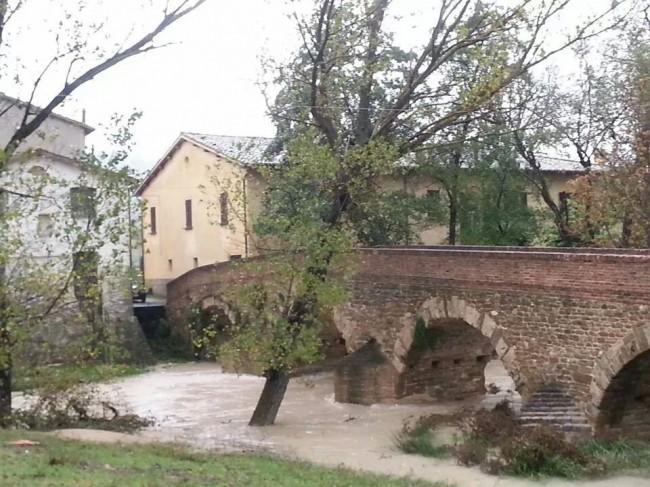 Ponte romanico Pievebovigliana