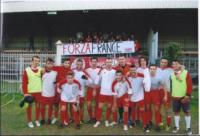 La squadra del Porto Potenza al completo
