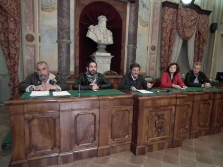 Un recente incontro in Municipio sul tema