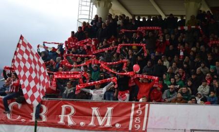 I tifosi del Matelica pronti a sostenere i propri beniamini anche a Correggio