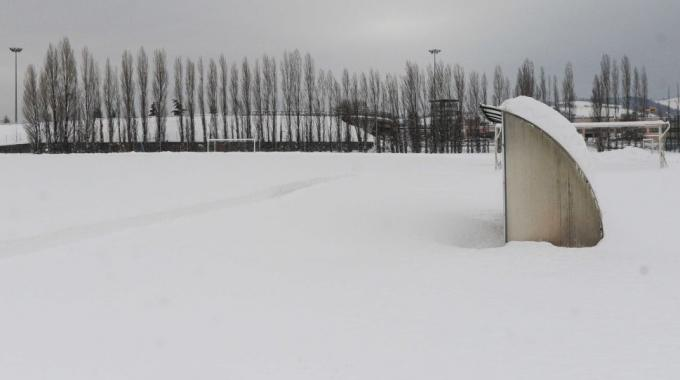 Il campo di Camerino