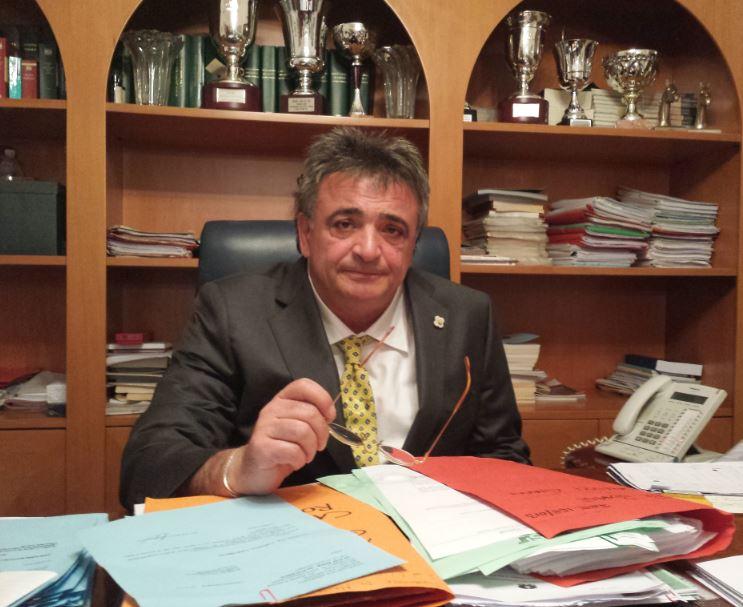 L'avvocato Gabriele Cofanelli