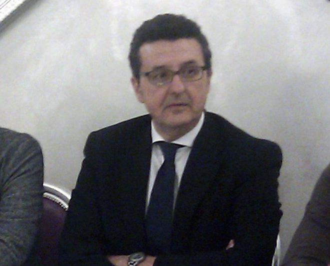 Il segratario del Pd Maceratese, l'avvocato Paolo Micozzi
