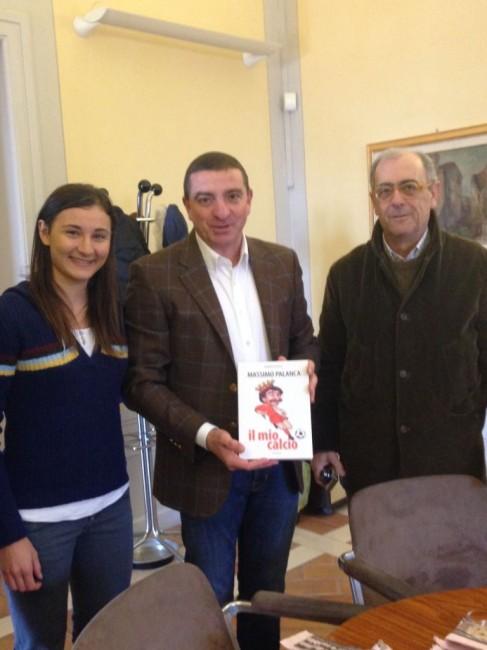 Alessia Pistilli in visita al Comune di Matelica (2)