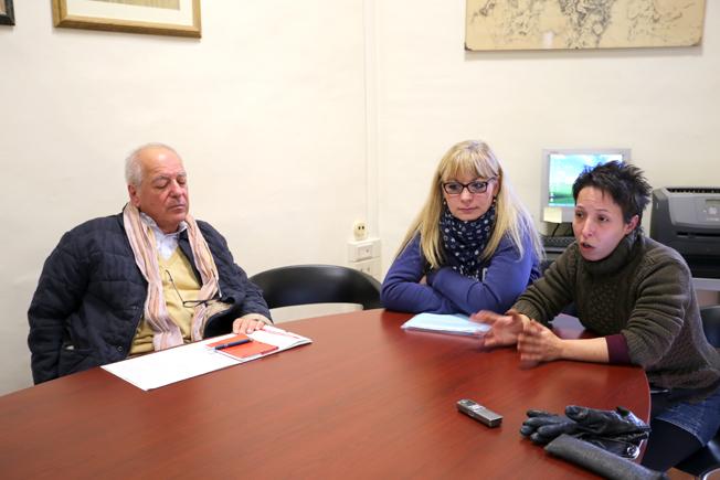 Inccontro Comune Coordinamento 9 dicembre Macerata