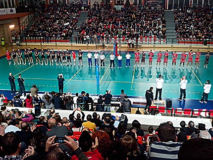 Lube-Perugia finale
