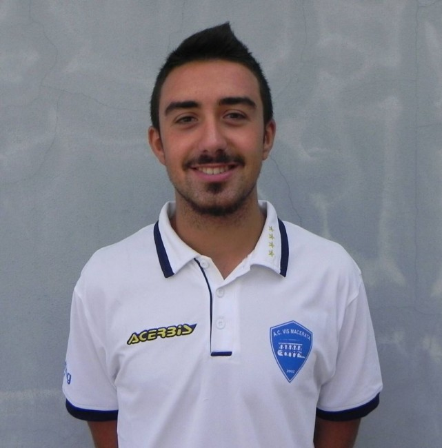 Luca Mancini della Vis Macerata