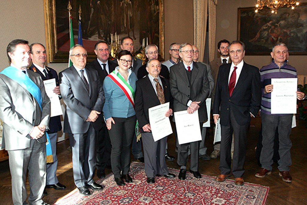 I nuovi Cavalieri e Commendatori dell'Ordine al Merito della Repubblica Italiana