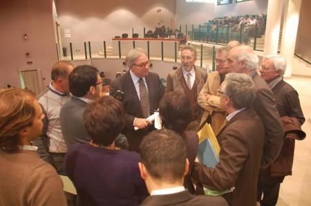 Gian Mario Spacca a colloquio con i sindaci