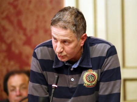 Il consigliere comunale Luigi Carelli