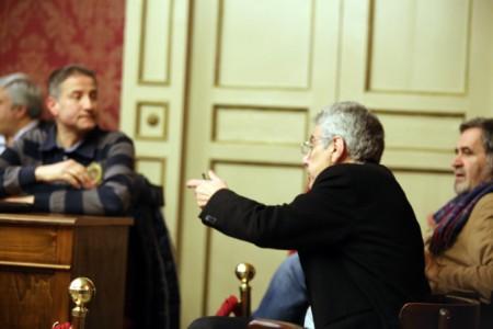 I consiglieri Luigi Carelli e Guido Garufi