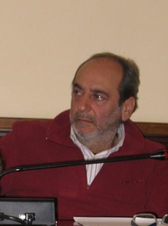 Il consigliere comunale del Pd Antonio Colucci