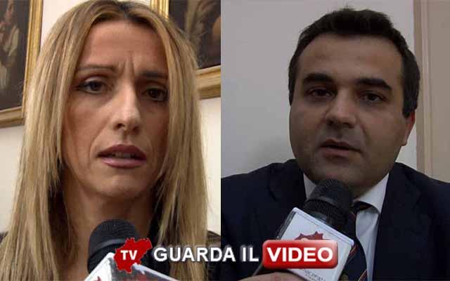 Le intervista a Francesca D'Alessandro (Macerata nel Cuore) e Andrea Netti (capogruppo Pd)
