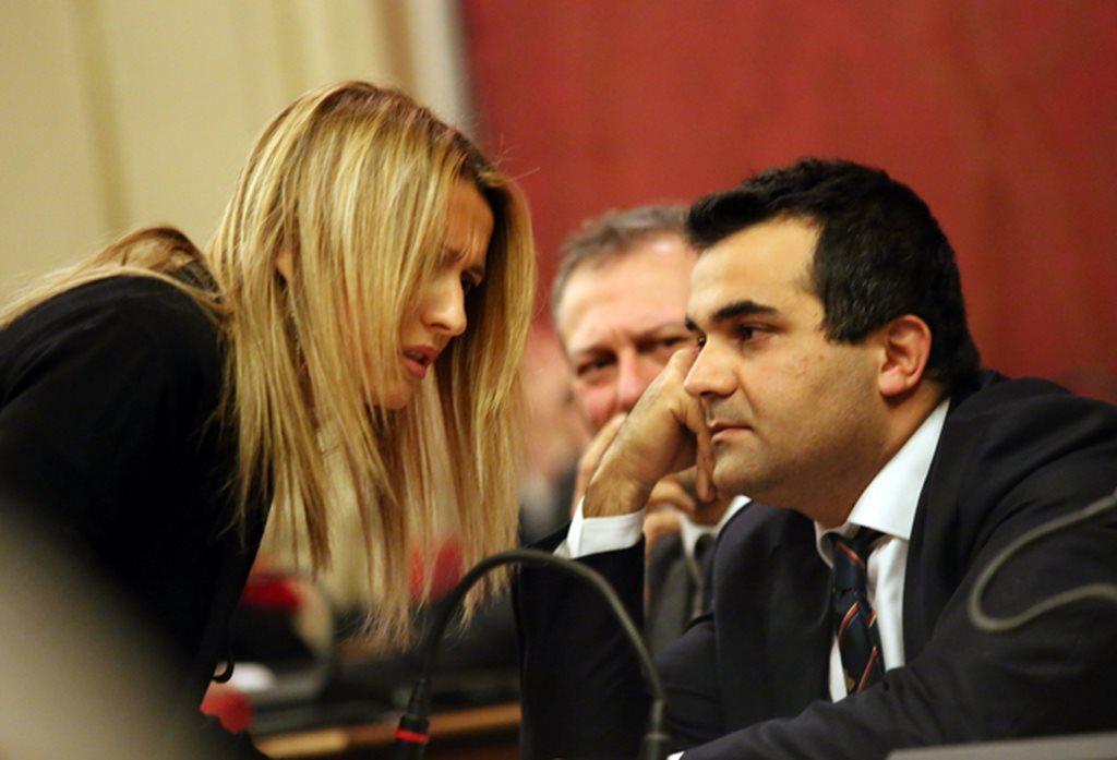 Francesca D'Alessandro e Andrea Netti