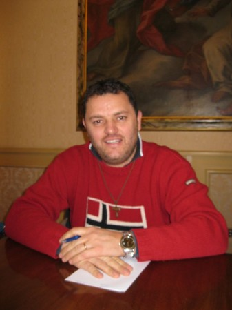 L'assessore all'urbanistica Francesco Micucci