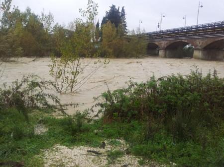piena fiume potenza parco villa potenza alessio pistelli  dicembre 2013 (3)