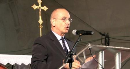 Guido Perosino, presidente Quadrilatero