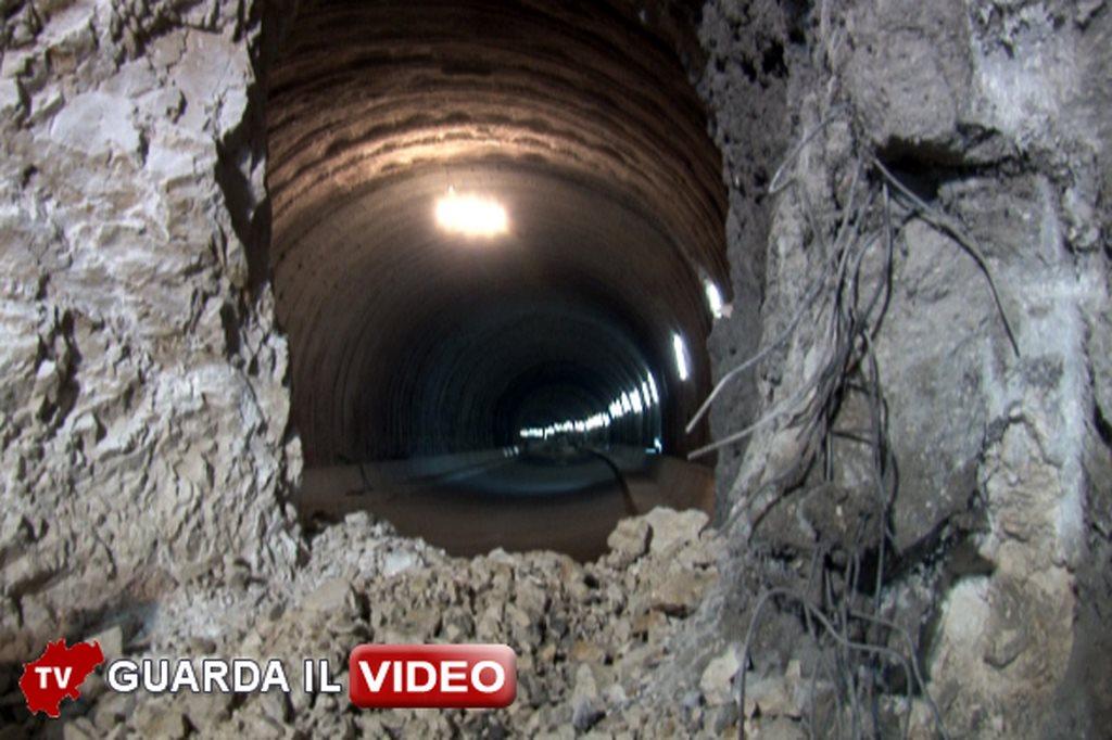 L'abbattimento del diaframma nella galleria Pale a Foligno